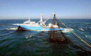 bateau usine poisson