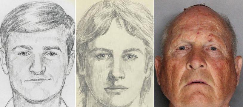 Joseph James DeAngelo, 72 ans, a été inculpé pour quatre meurtres et est soupçonné d'être le Golden State Killer, un tueur en série qui a sévi en Californie dans les années 1970.