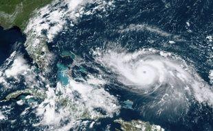 L'ouragan Dorian est passé en catégorie 3 le 30 août 2019.