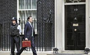 George Osborne, ministre des Finances britannique.