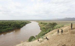 La vallée de l'Omo, en Ethiopie.