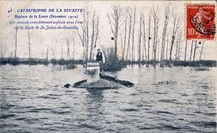 Submergée par la crue, Saint-Julien de Concelles avait été particulièrement touchée.