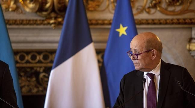 Jean-Yves Le Drian dénonce un «acharnement insupportable» et menace la Russie de sanctions