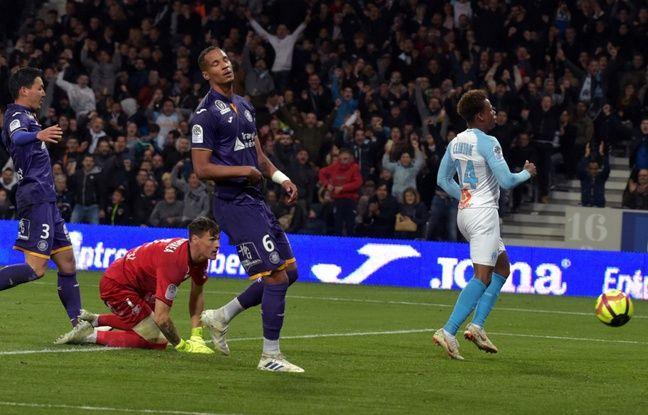 TFC-OM: Prendre cinq buts à domicile et se mainteniren Ligue 1? Toulouse l'a fait