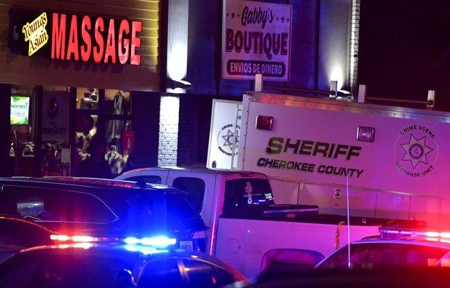 648x415 trois fusillades visant salons massages atlanta fait 8 morts 16 mars 2021