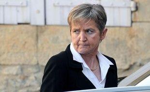 Françoise Debaisieux, le 13 octobre 2011 au tribunal correctionnel de Mende.