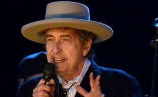 Bob Dylan, en juin 2012. WENN/SIPA
