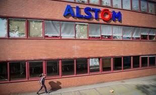 L'usine Alstom à Belfort (image d'illustration).