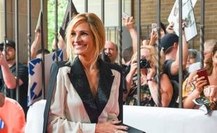 L'actrice Julia Roberts au Toronto International Film Festival