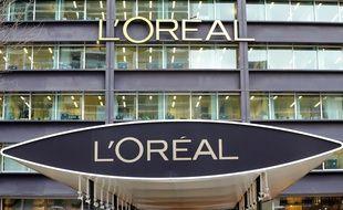 Le siège de L'Oréal à Clichy.