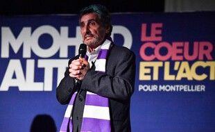 Mohed Altrad, le patron du Montpellier Rugby.