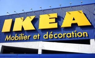 Un magasin Ikea à Montpelleir, le 27 mars 2013