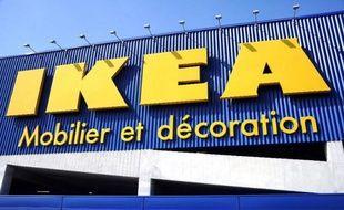 Un magasin Ikea à Montpelleir, le 27 mars 2013