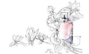 Après l'eau de parfum, l'eau de toilette La Vie est Belle de Lancôme.