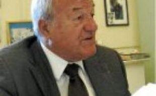 Bernard Brochand (à g.) pourrait être concurrencé par Philippe Tabarot.