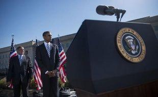 Le président des Etats-Unis Barack Obama a salué mardi une Amérique plus forte et plus unie, alors que le pays célébrait sobrement le 11e anniversaire des attentats du 11-Septembre, témoignant d'un certain apaisement au fil des ans.