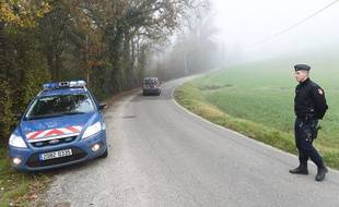 Un dispositif de sécurité a été mis en place deux kilomètres autour du lieu du drame, à Foulayronnes (47)