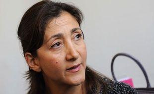 Ingrid Bétancourt, ex otage en Colombie, en septembre 2013