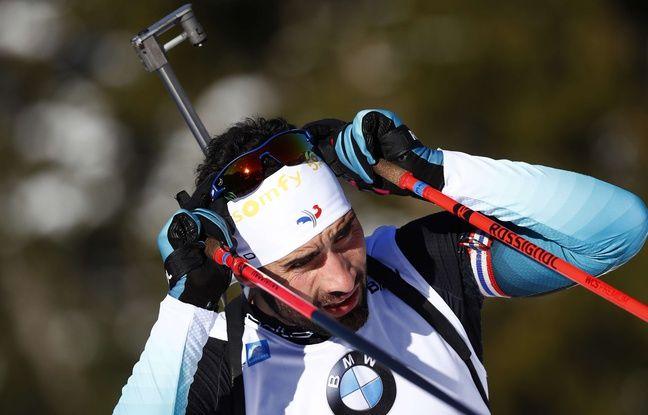 Biathlon: «Je ne me reconnais pas sur la piste», Fourcade explique pourquoi il fait un break