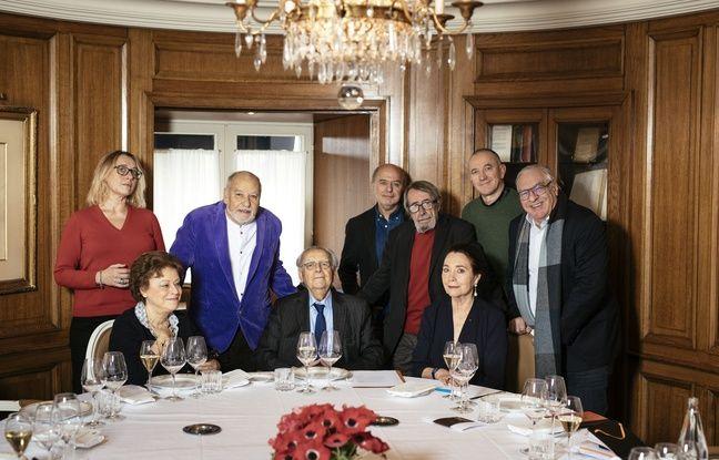 Prix Goncourt Didier Decoin remplace Pivot