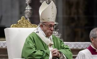 Le souverain pontife