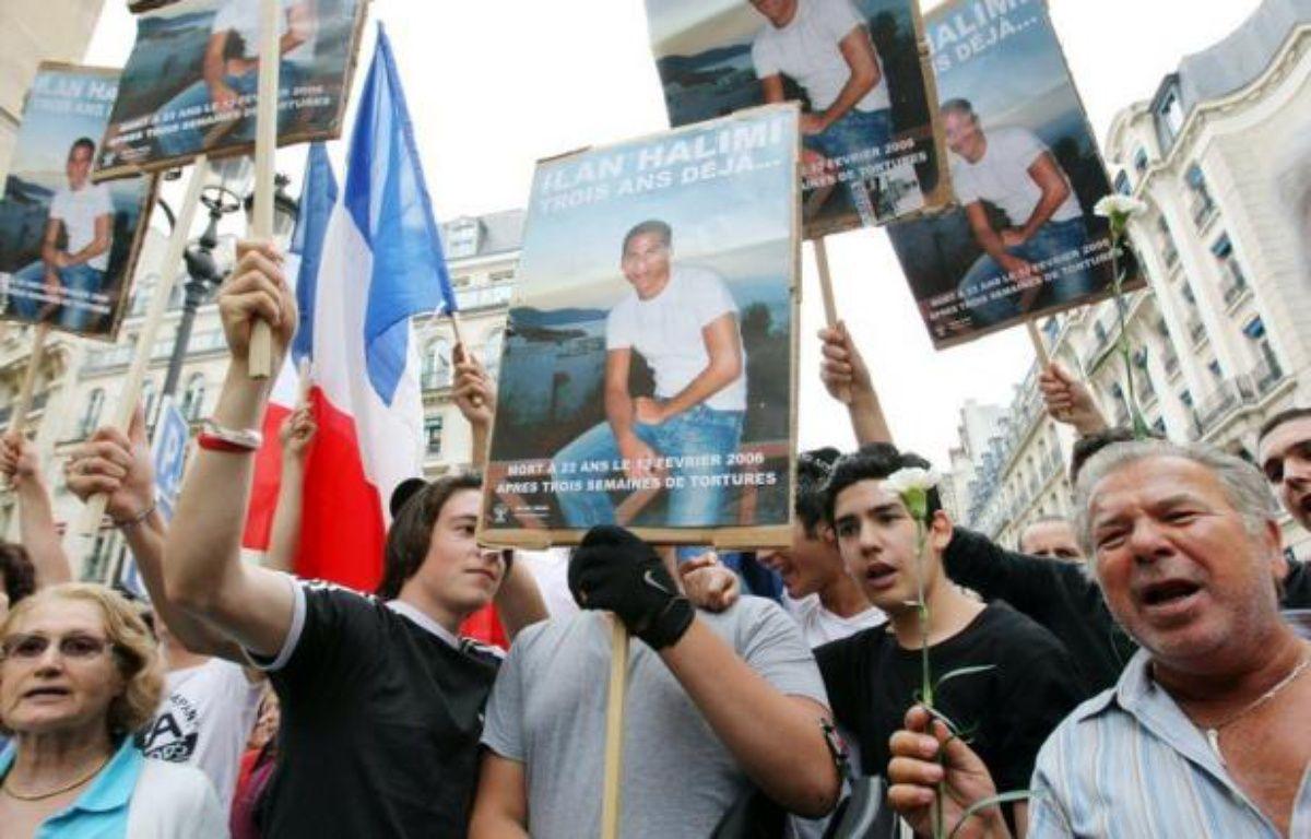 """La jeune femme condamnée pour avoir """"appâté"""" Ilan Halimi, un Juif de 23 ans tué en 2006 par Youssouf Fofana après trois semaines de séquestration par le """"gang des barbares"""", est récemment sortie de prison où elle a passé un peu moins de six années, a-t-on appris vendredi auprès de son avocate. – Pierre Verdy afp.com"""