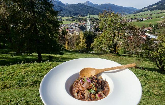 Le voyage dans les Dolomites est riche de surprises culinaires.