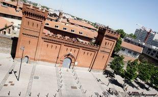 La prison Saint Michel. 24/05/2011 Toulouse