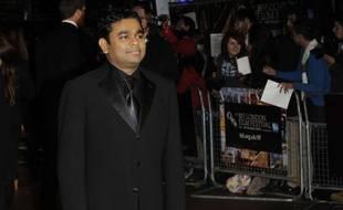 Le compositeur Allah Rakha Rahman, auteur de la musique de