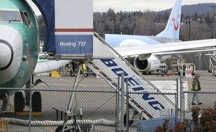 Le Boeing 737 MAX 8 est dans le collimateur des Etats et des compagnies aériennes depuis dimanche.