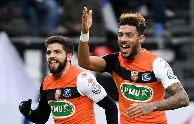 Angers-Lorient: «Pas un exploit, mais une très belle performance», estime Landreau, après la qualif' des Merlus
