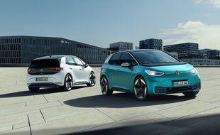VW ID.3, finaliste de la Voiture de l'Année