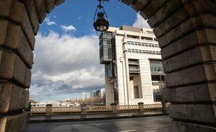 Bercy, Le Ministère de l'Economie et des Finances.