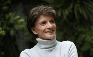 La député socialiste tombeuse de Juppé, Michèle Delaunay