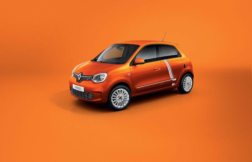 Renault Twingo Ze Deja Une Serie Limitee
