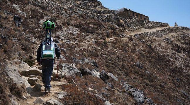 Google Street View: Il parcourt 500.000 km pour filmer les endroits reculés de Thaïlande