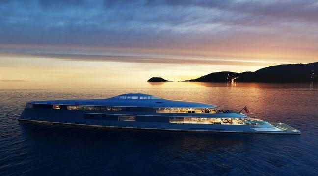 Bill Gates acquéreur d'un super yacht ? Les concepteurs du bateau démentent