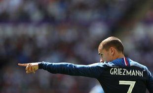 Griezmann et les Bleus ont rendez-vous avec le Pérou