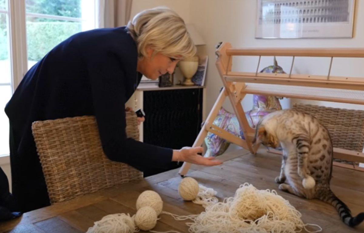Comme d'autres, Marine Le Pen s'est emparée de la thématique de la cause animale dans cette présidentielle. – Capture d'écran / Youtube