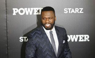 Le rappeur et producteur 50 Cent