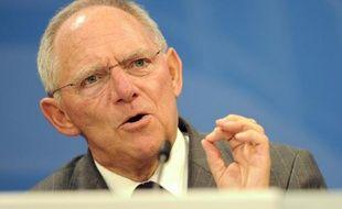 Le ministère allemand des Finances craint que son pays soit confronté à une importante crise économique et une montée en flèche du chômage en cas d'éclatement de la zone euro, affirme dimanche l'hebdomadaire Spiegel.