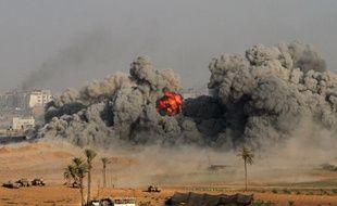 Début du cessez_le-feu entre Israël et le Hamas.