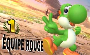 Les fans des héros Nintendo retrouveront les principales stars.