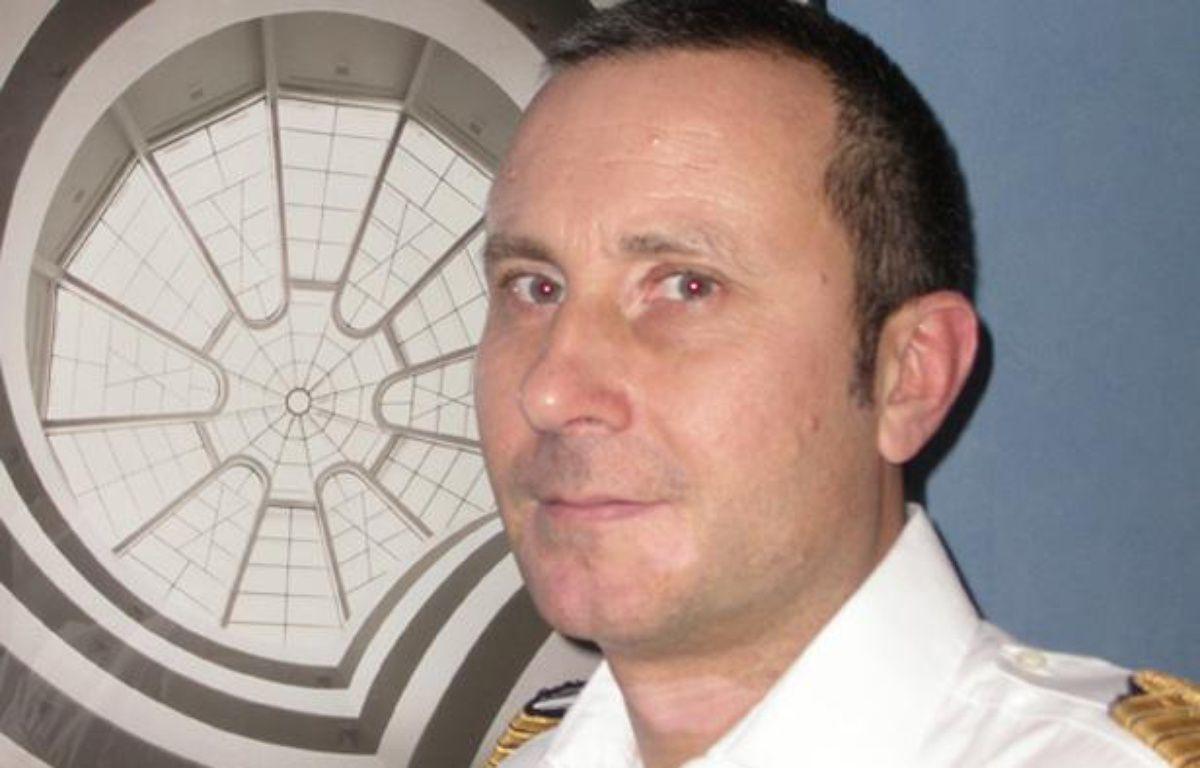 Marc Fradet, président du syndicat des personnels navigants techniques de Régional, Flight Union Cockpit. – DR