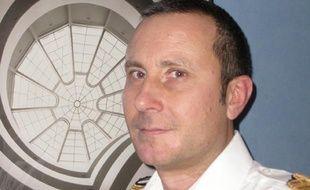 Marc Fradet, président du syndicat des personnels navigants techniques de Régional, Flight Union Cockpit.