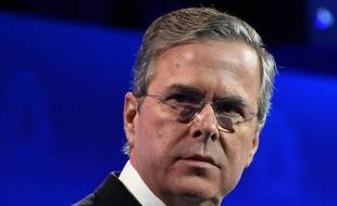 Le Républicain Jeb Bush, le 28 octobre 2015, dans le Colorado