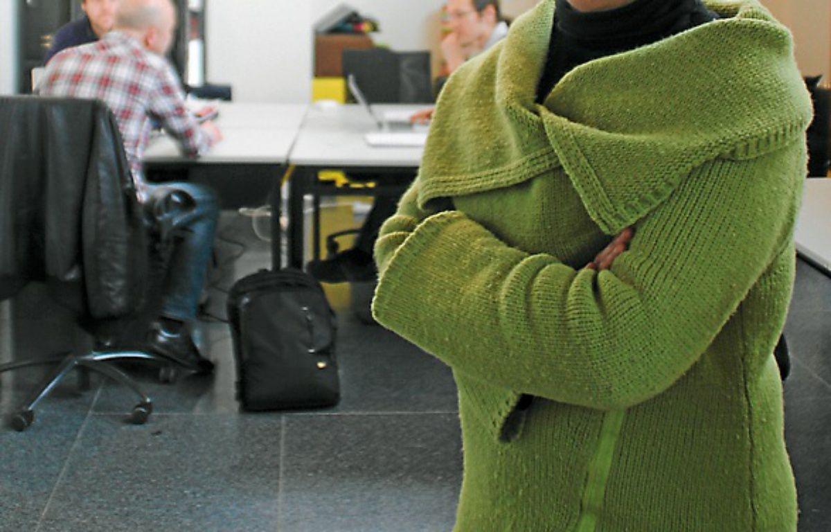 Karine Sabatier, directrice  de la Cantine numérique de Rennes. – C. allain / APEI / 20 MINUTES