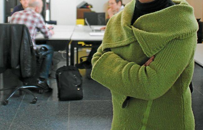 Karine Sabatier, directrice  de la Cantine numérique de Rennes.