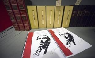 La maison d'édition Gallimard a annoncé en janvier 2017 qu'elle suspendait son projet de publier les pamphlets antisémites de Louis-Ferdinand Céline.