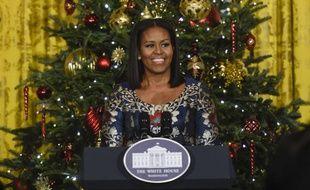 L'ancienne Première dame des Etats-Unis Michelle Obama
